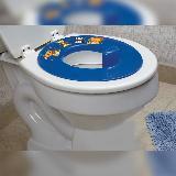 Asiento Infantil De Bano Color Azul|carulla.com