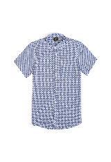 Camisa Manga Corta Color Siete para Hombre carulla.com