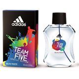Perfume Adidas Team Five Hombre 100 ml carulla.com
