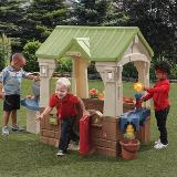 Casa Con Agua Step2 Para Bebe Niño Playhouse|carulla.com