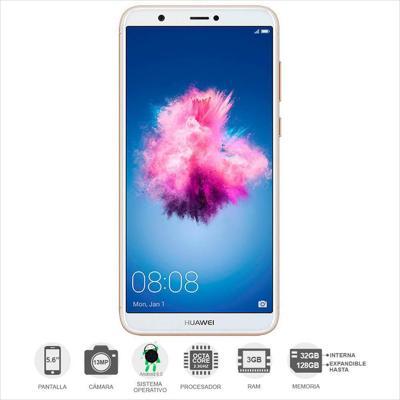 eaf9fa75658 Celular Huawei P Smart Dorado   exito   PLU: CHWFIGLX3GLD084DIN en ...