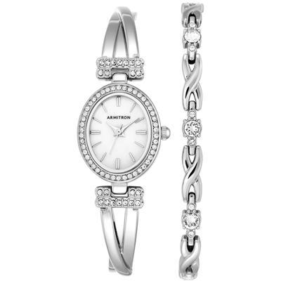 ARMITRON--Reloj Armitron Para Mujer 75 5381Mpsvst Brazalete-exito.com 60f32b066e87