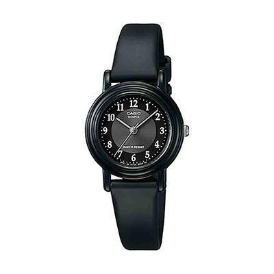 913770305d24 CASIO--Reloj Clasico Analogico Ocasional Casio Mujeres Negro-exito.com