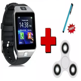 Combo Spiner + Smartwatch Dz09 Gratis Lapiz Tactil|carulla.com