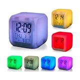 Cubo Despertador Para Ninos Con Luces De Colores|carulla.com
