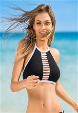Top High Neck para Bikini|carulla.com