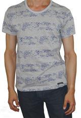 Camiseta estampado total Aranzazu slim en algodón|carulla.com