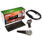 Microfono Shure Pga48-Xlr carulla.com