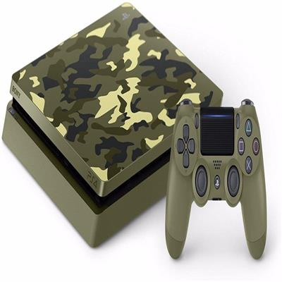 Consola Ps4 Slim 1Tb Edicion Militar Call Of Duty Ww2