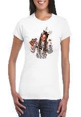 Camiseta para Dama  style Marca Joyfull carulla.com