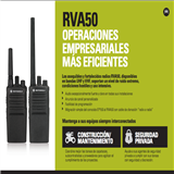 Radio Analogo Motorola Ra50 En Vhf O Uhf|carulla.com