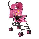 Coche paseador Fresh Style 2011-1 rosado EBABY|carulla.com