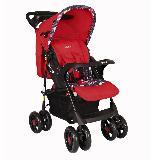 Coche de paseo Theo 161 rojo EBABY|carulla.com