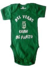 Body BABY MONSTER del verde como papá verde algodón|carulla.com