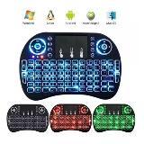 Teclado Mouse Táctil Inalámbrico Para Smart - Tv Box - Pc carulla.com