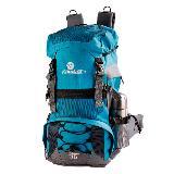 Mochila Para Camping Rasac 35 Litros Azul Con Gris Klimber|carulla.com