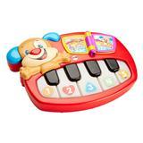 Juguete Para Bebe Fisher Price Perrito Piano De Aprendizaje|carulla.com