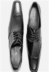 Zapato Elegante Ecocuero Iitaliano San Marino 2101437|carulla.com