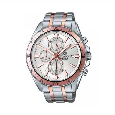 9a08bbad4145 Reloj Casio EFR 546SG 7A para Hombre en Acero EDIFICE - Compras por ...