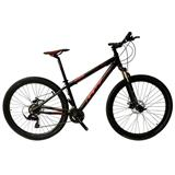 Bicicleta GW Hyena R 29 Shimano 7V Integradas Disco Nrojo M|carulla.com