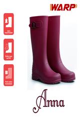 Botas en PVC para Dama Warp|carulla.com