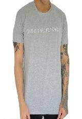 Camiseta This Is The Life Zeta Z0004G Gris|carulla.com